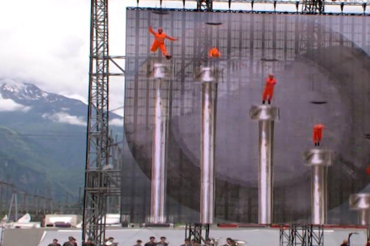 Gotthard Tunnel Eröffnung