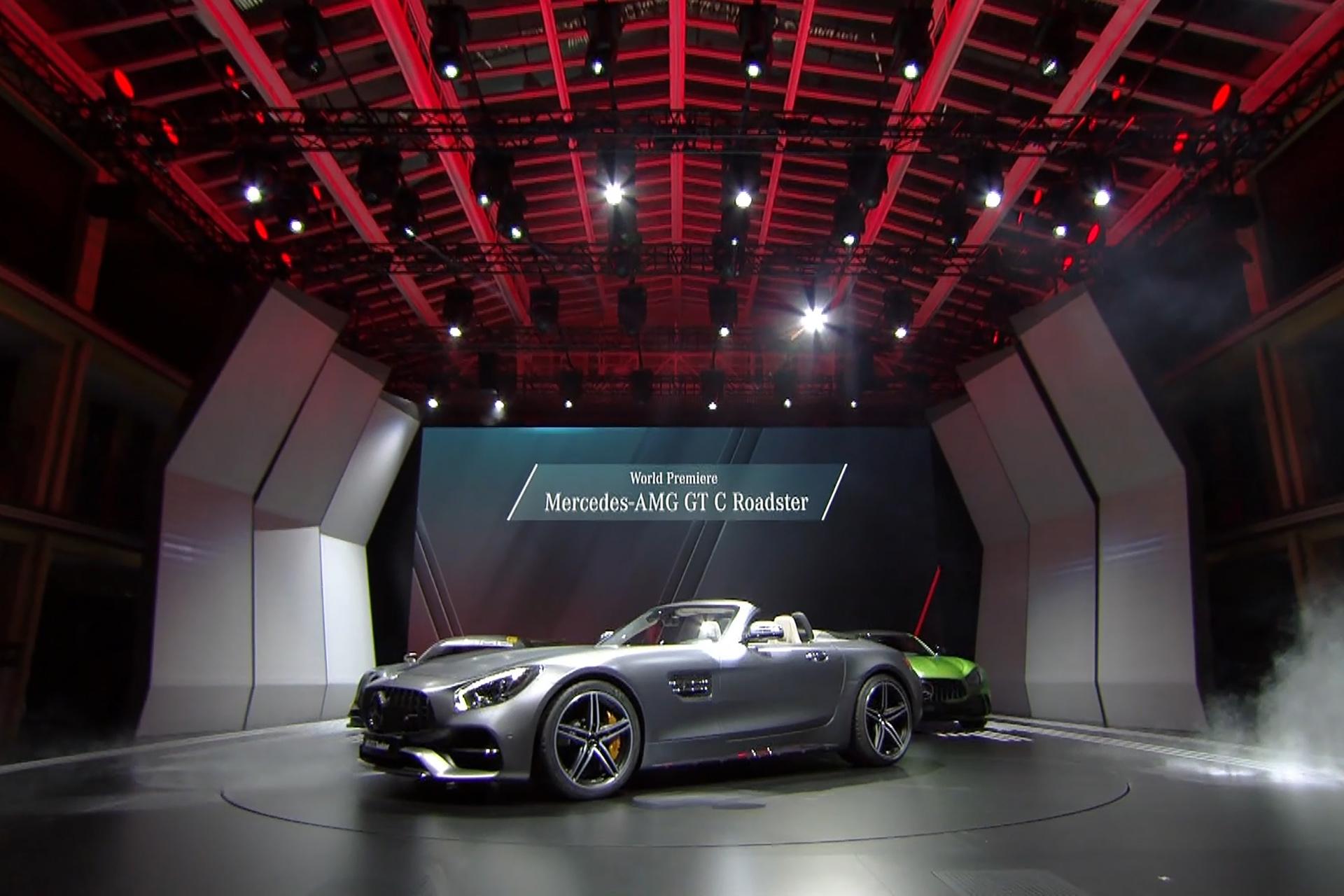 Mercedes Media Night Paris 2016 4