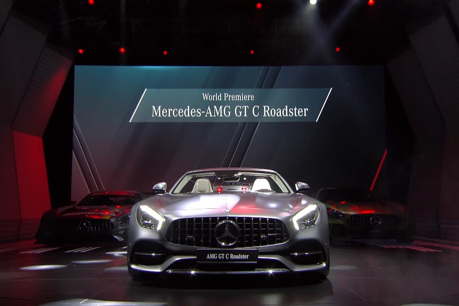 Mercedes Media Night Paris 2016 5