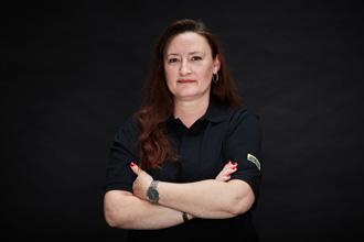 Britta Schrimpf-Lechtenböhmer Assistentin der Projektkoordination Stage-Kinetik